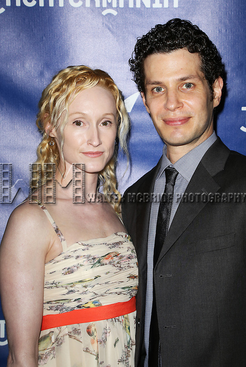 Thomas Kail attends the 2015 Drama Desk Awards at Town Hall on May 31, 2015 in New York City.