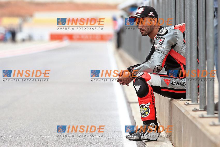 Mattia Pasini - Speed Master CRT.Aragon  28/09/2012 MotoGP - Motomondiale Aragon.Foto Semedia/Insidefoto .ITALY ONLY.