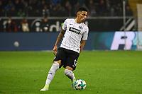 Carlos Salcedo (Eintracht Frankfurt) - 03.11.2017: Eintracht Frankfurt vs. SV Werder Bremen, Commerzbank Arena