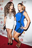 Phi Phi O'Hara and Carmen Carrera at GLAAD Manhattan in New York City.  August 7, 2012.  © Laura Trevino/Media Punch Inc. /Nortephoto.com<br /> <br /> <br /> **SOLO*VENTA*EN*MEXICO**<br /> **CREDITO*OBLIGATORIO** <br /> *No*Venta*A*Terceros*<br /> *No*Sale*So*third*<br /> *** No Se Permite Hacer Archivo**<br /> *No*Sale*So*third*