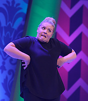 L'Humoriste Valerie Blais<br />  en spectacle, le 14 novembre 2014<br /> <br /> PHOTO : Agence Quebec Presse