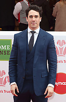 Josh Patterson at the Princes Trust &amp; TKMaxx &amp; Homesense Awards 2018, London Palladium, London UK on March 6th 2018<br /> CAP/ROS<br /> &copy;ROS/Capital Pictures
