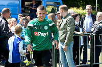HAREN - Voetbal, Eerste Training FC Groningen  sportpark de Koepel, 01-07-2017,  FC Groningen speler Jesper Drost