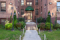 Entrance to 63-70 Austin Street