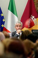 Tito Boeri<br /> Roma 28/09/2017. Campidoglio. Terza Conferenza nazionale sulla famiglia<br /> Rome September 28th 2017. 'Third Conference about Family'<br /> Foto Samantha Zucchi Insidefoto
