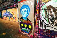 MAR 30 Theresa May Easter Street Art