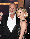 HOLLYWOOD, CA - JULY 27:  Actors Kelsey Grammer (L) and Greer Grammer arrive at the Premiere Of Amazon Studios' 'The Last Tycoon' at the Harmony Gold Preview House and Theater on July 27, 2017 in Hollywood, California.