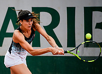 SORANA CIRSTEA (ROU)<br /> <br /> TENNIS - FRENCH OPEN - ROLAND GARROS - ATP - WTA - ITF - GRAND SLAM - CHAMPIONSHIPS - PARIS - FRANCE - 2018  <br /> <br /> <br /> <br /> &copy; TENNIS PHOTO NETWORK
