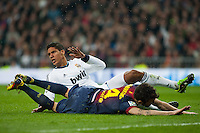 Fabregas and Varane, the scorers of match