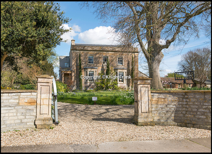 BNPS.co.uk (01202 558833)<br /> Pic: KnightFrank/BNPS<br /> <br /> It's not quite Wolf Hall - but fans of the Bafta-winning 16th century period drama can get their hands on notorious cleric Cardinal Wolsey's old house after it was put up for sale.<br /> <br /> Henry VIII's right hand man lived at the Old Rectory during his time as a parish priest in Limington, a tiny village near Yeovil in Somerset, prior to his meteoric rise to power and subsequent demise.<br /> <br /> Wolsey was rector at St Mary's Church until 1509 when Henry VIII ascended the throne and appointed him to the privy council, the king's most trusted advisers.<br /> <br /> The Old Rectory is for sale with Knight Frank estate agents for &pound;1.5m.