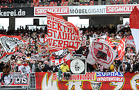 FUSSBALL   1. BUNDESLIGA  SAISON 2011/2012   22. Spieltag 1 FC Nuernberg - 1. FC Koeln       18.02.2012 Koeln Fans in Faschings Kostuemen