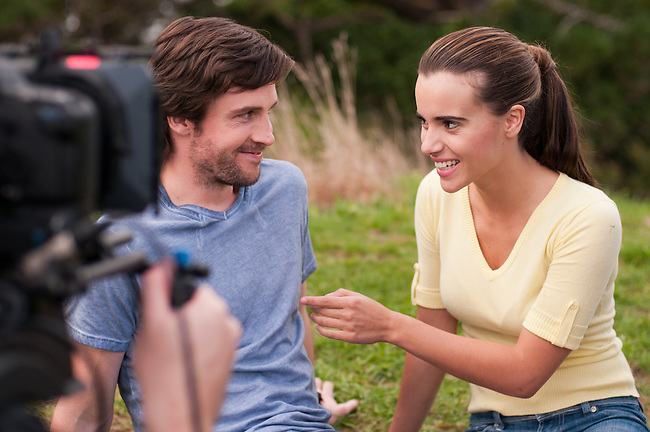 """Publicity and Production shots for """"The Replacement Protocol"""", a New Zealand short film written and directed by Neil Mayo."""