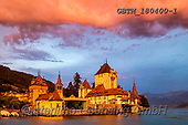 Tom Mackie, LANDSCAPES, LANDSCHAFTEN, PAISAJES, photos,+Europe, European, Lake Thun, Oberhofen Castle, Swiss, Switzerland, Thunersee, Tom Mackie, architecture, blue, building, build+ings, castle, castles, destination, destinations, dramatic outdoors, horizontal, horizontals, lake, lakes, landscape, landsca+pes, tourist attraction, travel, water, yellow,Europe, European, Lake Thun, Oberhofen Castle, Swiss, Switzerland, Thunersee,+Tom Mackie, architecture, blue, building, buildings, castle, castles, destination, destinations, dramatic outdoors, horizonta+,GBTM180400-1,#l#, EVERYDAY
