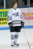 John Mori (Providence 9) - The Boston College Eagles and Providence Friars played to a 2-2 tie on Saturday, March 1, 2008 at Schneider Arena in Providence, Rhode Island.