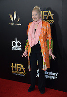 BEVERLY HILLS, CA. November 6, 2016: Actress Sally Kirkland at the 2016 Hollywood Film Awards at the Beverly Hilton Hotel.<br /> Picture: Paul Smith/Featureflash/SilverHub 0208 004 5359/ 07711 972644 Editors@silverhubmedia.com