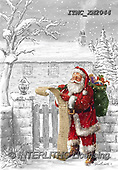 Marcello, CHRISTMAS SANTA, SNOWMAN, WEIHNACHTSMÄNNER, SCHNEEMÄNNER, PAPÁ NOEL, MUÑECOS DE NIEVE, paintings+++++,ITMCXM2044,#X#