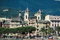 Resort. St Margarita Riviera Italy Europe.