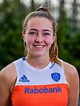 HOUTEN - Renee van Laarhoven.  selectie Nederlands damesteam voor Pro League wedstrijden.       COPYRIGHT KOEN SUYK