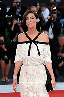 French actress Anna Mouglalis, member of the jury, arrives for the Award Ceremony of the 74th Venice Film Festival on September 8, 2017 in Venice, Italy.<br /> UPDATE IMAGES PRESS/Marilla Sicilia<br /> <br /> *** ONLY FRANCE AND GERMANY SALES ***