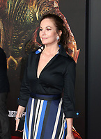 LOS ANGELES, CA - NOVEMBER 13: Diane Lane, at the Justice League film Premiere on November 13, 2017 at the Dolby Theatre in Los Angeles, California. Credit: Faye Sadou/MediaPunch