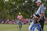 Sergio Garcia (ESP) heads for 10 during round 4 of The Players Championship, TPC Sawgrass, at Ponte Vedra, Florida, USA. 5/13/2018.<br /> Picture: Golffile | Ken Murray<br /> <br /> <br /> All photo usage must carry mandatory copyright credit (&copy; Golffile | Ken Murray)