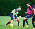 Jordan Rossiter and Ryan Jack
