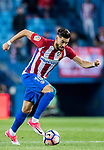 Yannick Ferreira Carrasco of Atletico de Madrid in action during their La Liga match between Atletico de Madrid vs Real Sociedad at the Vicente Calderon Stadium on 04 April 2017 in Madrid, Spain. Photo by Diego Gonzalez Souto / Power Sport Images