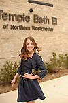 A Bat Mitzvah at Temple Beth El, Westchester.<br /> Family photos and informal portraits on the beema, with the torah, and on the Beth El grounds.