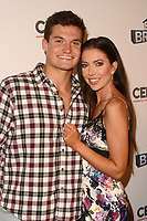 """LOS ANGELES - SEP 26:  Jackson Michie, Holly Allen at the """"Big Brother"""" 21 Finale Party at the Edison on September 26, 2019 in Los Angeles, CA"""