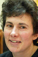 Agnes Gervais, owner and winemaker of Domaine Pialentou, Gaillac, France