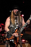 Black Label Society, with frontman Zakk Wylde, play to a sold out crowd, Monday, March 15th, 2009, at The Commodore Ballroom in Vancouver. (Scott Alexander/pressphotointl.com)