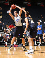 Evan Anderson handles the ball during the 2009 NBPA Top 100 Basketball Camp held Friday June 17- 20, 2009 in Charlottesville, VA. Photo/ Andrew Shurtleff.