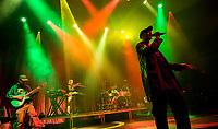 LAS VEGAS, NV - November 12, 2017: ***HOUSE COVERAGE*** Matisyahu performs at Brooklyn Bowl in Las vegas, NV on November 12, 2017. Credit: Erik Kabik Photography/ MediaPunch /NortePhoto.com