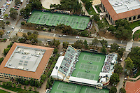 21 May 2006: An aerial of the facility at the combined 2006 NCAA Men's and Women's Tennis Championships at the Taube Family Tennis Stadium in Stanford, CA.