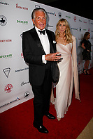 Beverly Hills, CA - OCT 06:  George Hamilton and Alana Stewart attend the 2018 Carousel of Hope Ball at The Beverly Hitlon on October 6, 2018 in Beverly Hills, CA. <br /> CAP/MPI/IS<br /> &copy;IS/MPI/Capital Pictures
