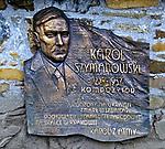 Cmentarz Zasłużonych na Pęksowym Brzyzku  - grób Karola Szymanowskiego