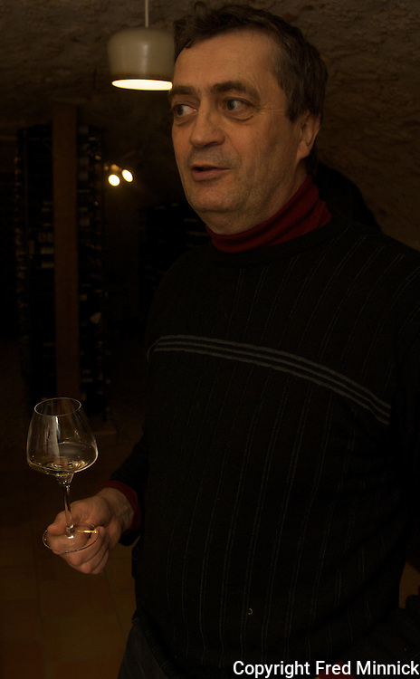 Clos Triguedina vineyard is operated by Jean Luc Baldes in Cahors, France.