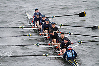 Crew: 108  Enniskillen Royal Boat Club - Ireland  Event: School J16 1st eights<br /> <br /> Schools' Head of the River 2017<br /> <br /> To purchase this photo, or to see pricing information for Prints and Downloads, click the blue 'Add to Cart' button at the top-right of the page.