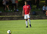 Portland, OR - Wednesday August 09, 2017: Akil Watts during friendly match between the USMNT U17's and Chile u17's at Nike World Headquarters in Portland, OR.
