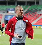 England's Jordan Pickford during the UEFA Under 21 Semi Final at the Stadion Miejski Tychy in Tychy. Picture date 27th June 2017. Picture credit should read: David Klein/Sportimage