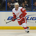 Detroit Red Wings Ian White (18)