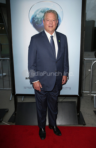"HOLLYWOOD, CA - JULY 25: Al Gore, At Screening Of Paramount Pictures' ""An Inconvenient Sequel: Truth To Power"" At ArcLight Hollywood In California on July 25, 2017. Credit: FS/MediaPunch"