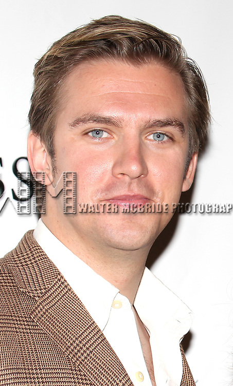 Dan Stevens attending the Meet & Greet the Broadway Cast of 'The Heiress'  at the Empire Hotel in New York City on September 13, 2012