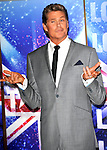 David Hasselhoff at the launch of the new series of Britain's Got Talent at the mayfair hotel london 13/04/2011  Picture By: Brian Jordan / Retna Pictures..Job:..Ref: BJN  ..-..*World Rights*