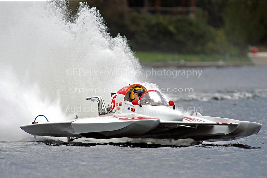 "Rod Bourke, NM-5 ""Miss Aberdeen"" (National Mod hydroplane(s)"