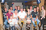 6oth Birthday: John O'Leary, Listowel celebrating his 60th birthday with family & friend at Christie's Bar, Listowel on Friday night last. Front : David, Jack, Anita, John, Lorraine & Vincent O'Leary. Bcak : James Spillane, Michael, Patrick, sarah, Riona, Sean, Collette & Maeve O'Leary.