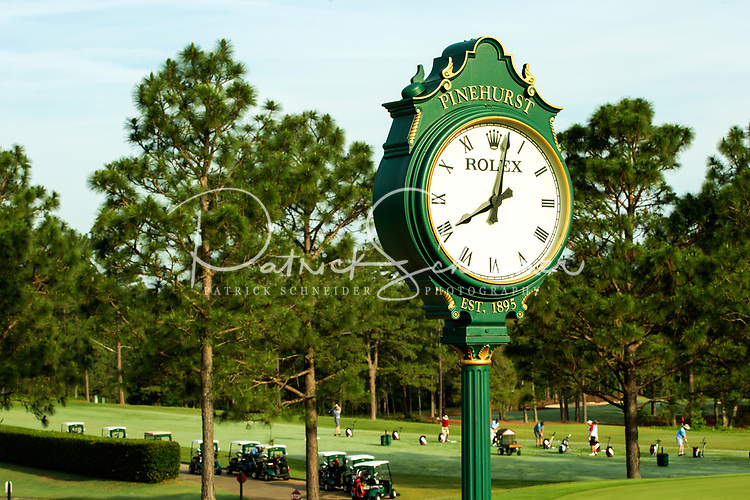 Photography of Pinehurst  No. 8  in Pinehurst, North Carolina.  No. 8 &ndash; which opened in 1996 &ndash; combines classic Donald Ross concepts with the whimsical snarls that have become Fazio&rsquo;s calling card.<br /> <br /> Charlotte Photographer - PatrickSchneiderPhoto.com
