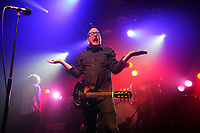 LONDON, ENGLAND - MARCH 10: Craig Finn of 'The Hold Steady' performing at Electric Ballroom, Camden on March 10, 2018 in London, England.<br /> CAP/MAR<br /> &copy;MAR/Capital Pictures