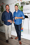 "WEST HOLLYWOOD - JUN 15: Ian ziering, Guest at the ""At Home with the Zierings"" Blog Launch Party at Au Fudge on June 15, 2016 in West Hollywood, California"