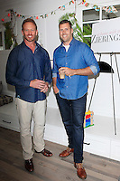 """WEST HOLLYWOOD - JUN 15: Ian ziering, Guest at the """"At Home with the Zierings"""" Blog Launch Party at Au Fudge on June 15, 2016 in West Hollywood, California"""